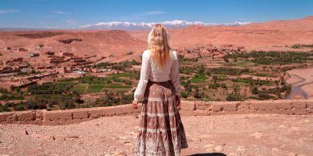Guia de viagem sobre o Marrocos