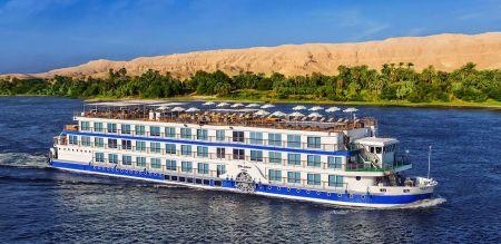 Ägypten Reise: Nilkreuzfahrten inklusiv Ausflugspaket