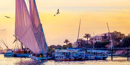 Roteiros Egito no Fim de Ano