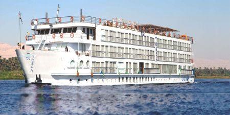 Cruceros por el Nilo Noche Vieja en Egipto