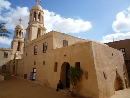 Monastery of El Baramus, Wadi El Natroun