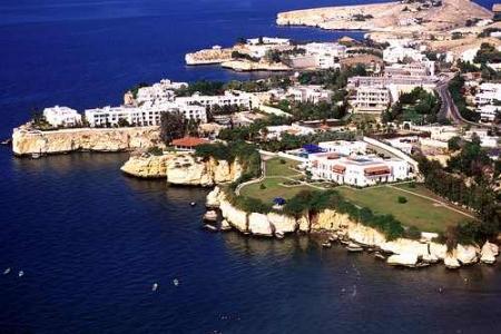 Muscat Hafen