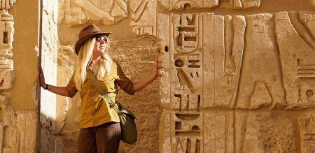 Viagens para o Egito
