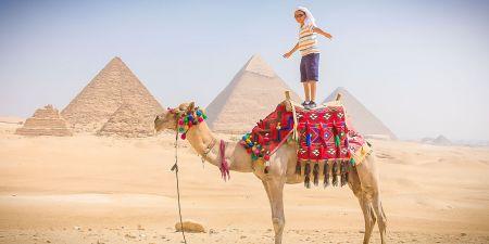 Pacotes Egito e Países de oriente médio