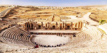 Roteiros para Jordânia e Turquia