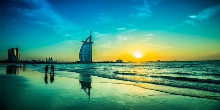 Semana Santa em Dubai 2019