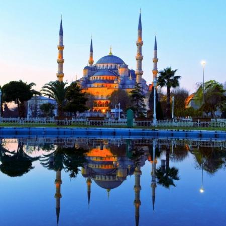 ヨルダン&トルコツアー