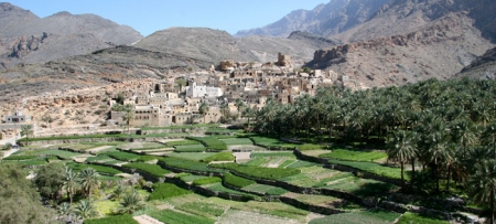 Traditional Villages in Oman