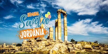 Pacotes Jordânia Semana Santa 2020