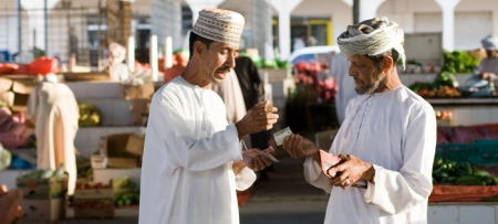 Souqs in Oman