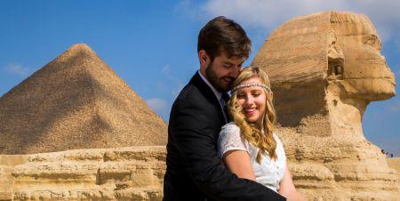 Viajes de Novios y Románticos en Egipto