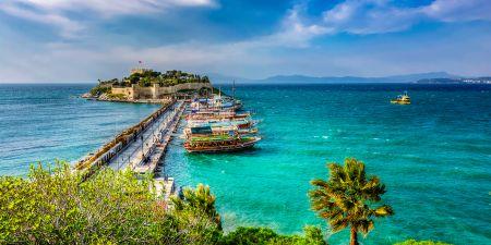 Pacotes privados na Turquia