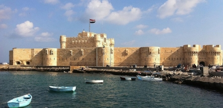 Alexandria Attractions