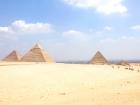 Motorata alle Piramidi Giza