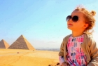 Cairo Pyramids Day Trip from Makadi By Air