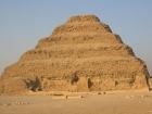 Saqqara Pyramid Field
