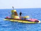 Passeio de submarino em Sharm