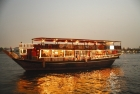 Dubai Creek Dhow Cruise Dinner from the Port