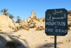 Mountain of the Dead in Siwa | Gebel al-Mawta