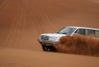 Abu Dhabi Overnight Desert Safari Experiance