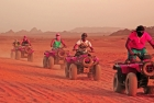 Morning Quad Bike Desert Safari in Hurghada