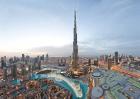 Dubai Moderna e Burj Khalifa