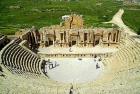 North Theater of Jerash Jordan