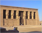 The Temple of Abydos in Egypt