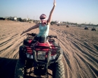 Sunset Safari in Hurghada Desert by Quad Bike