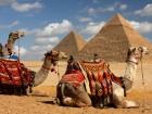 ギザ三大ピラミッド観光 半日ツアー