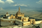 Ishak Pasha Palace in Turkey