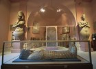 Inside Egyptian Museum in Cairo