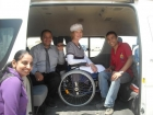 Alexandria to Abu Simbel Wheelchair Package