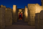 Sound and Light Show at Karnak Temple Luxor Egypt