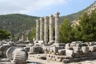 Priene of Turkey