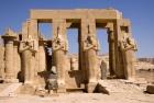 Ramesseum, Medinet Habou et Vallée des artisans