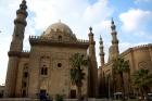 Palácio do Manial e Abdeen e a Mesquita Al Rifai