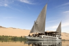 El Bey Luxury Dahabiya Nile Cruise
