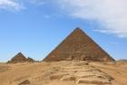 Piramide di Micerino | La Piramide Minore