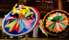 Traditional Tanoura Show in Cairo