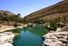 Wadi Bani Khalid and Wahiba Sands Tour