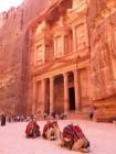 Tour a Petra e Wadi Rum a partir de Sharm