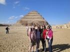 Passeio às pirâmides de Dahshur e Sakkara
