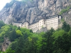Sumela Monastery of Turkey