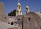 The Monastery of  Baramus | Egypt