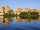 Philae Temple in Aswan, Egypt