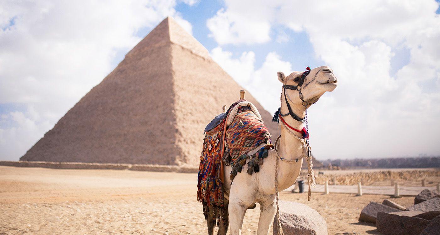 Pyramiden und Götter