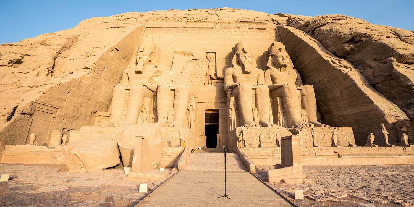 tresors d abu simbel egypte