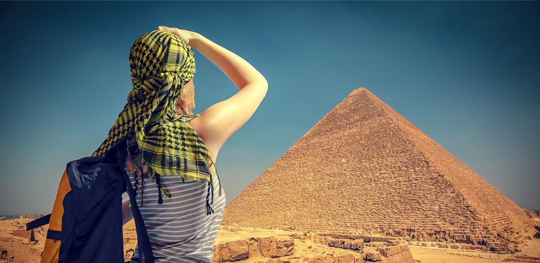 le piramidi in egitto