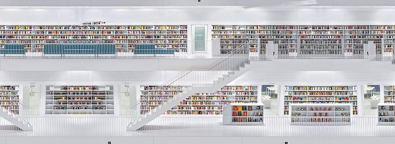 Maior Biblioteca do Mundo | Bibliotecas Mais Bonitas do Mundo